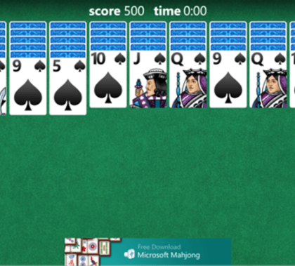 microsoft-solitaire-collection-to-be-released-for-ios-and-android-os
